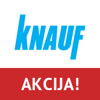 "Action sales ""Knauf"" drywall system"
