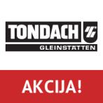 "Action sales ""Tondach""-Mediteran ""Novi"" i ""Kontinental + Roof Tiles"""